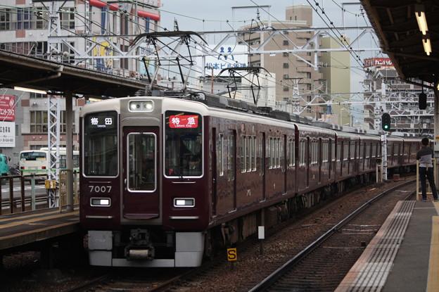 阪急神戸線 7000系7007F