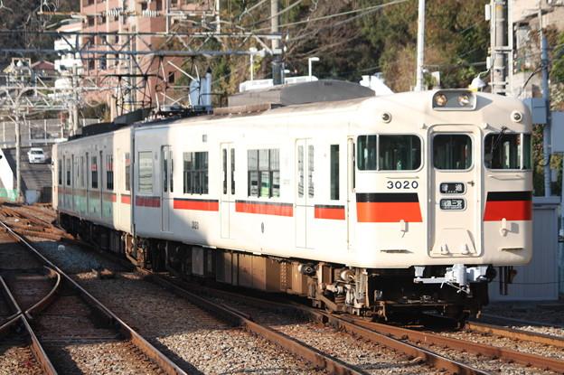 山陽電鉄本線 3000系3020F (1)
