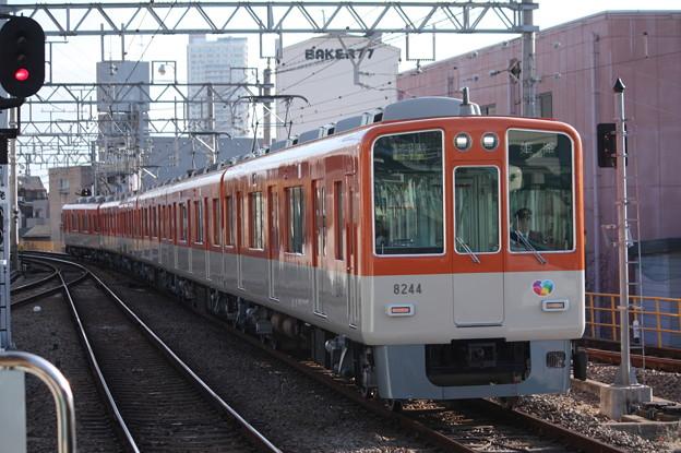 山陽電鉄本線 阪神8000系8243F