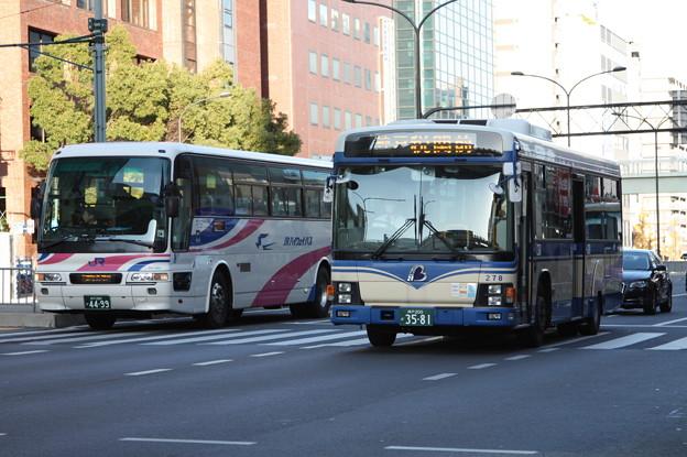 西日本JRバス&阪神バス