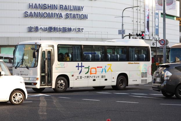 日本交通 サブローバス