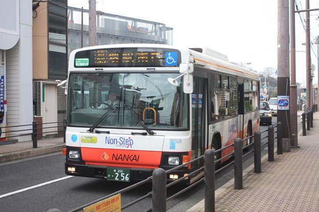 南海バス 堺200か256