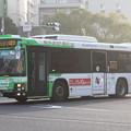 写真: 神戸市営バス 702号車