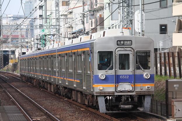 南海高野線 6200系6512F