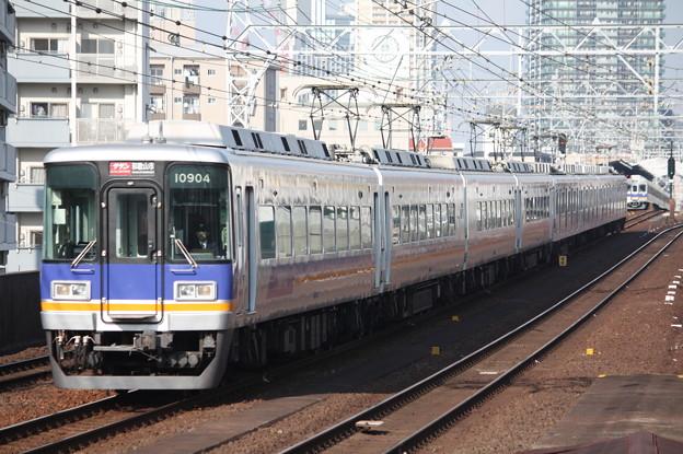 南海本線 10000系10904F サザン