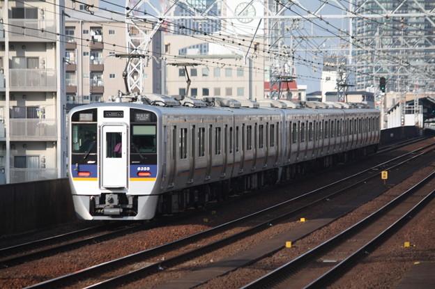 南海本線 8300系8355F