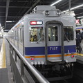 写真: 南海本線 7100系7157F