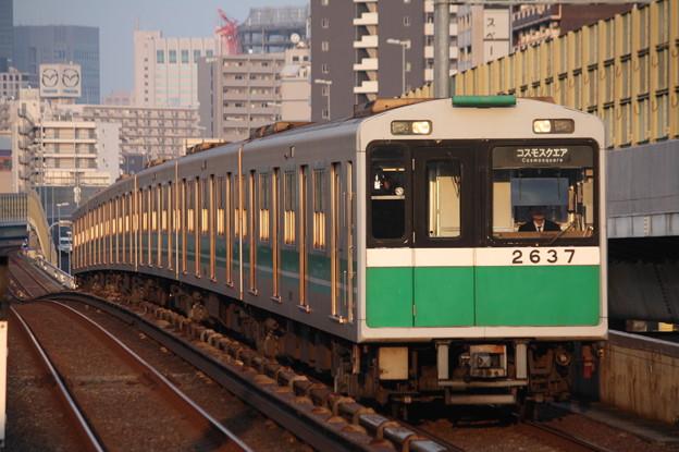 大阪市営地下鉄中央線 20系2637F