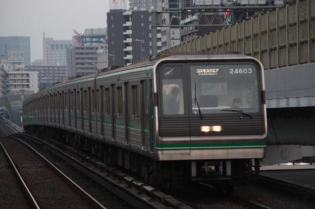 大阪市営地下鉄中央線 24系24603F