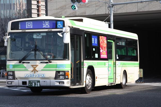 大阪市営バス 36-0828号車
