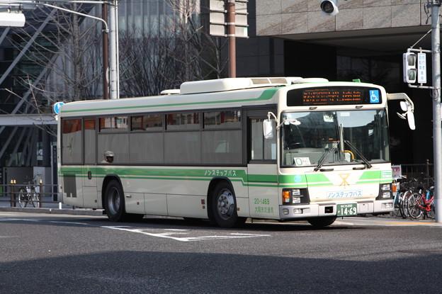 大阪市営バス 20-1469号車