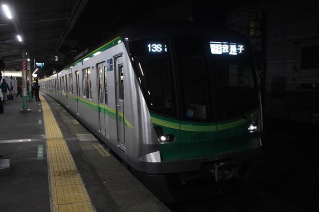 常磐緩行線 東京メトロ16000系16126F