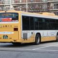 写真: 山陽バス 5101A号車 後部