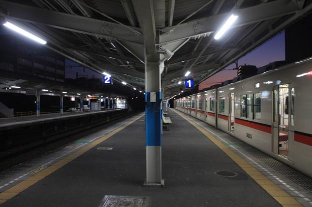 山陽須磨駅1番線・2番線ホーム