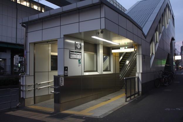 大阪市営地下鉄中央線 九条駅