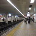 Photos: 大阪市営地下鉄谷町線 東梅田駅 ホーム