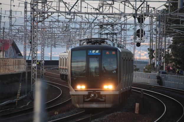 JR神戸線 321系D24編成