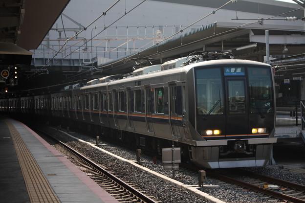 JR京都線 321系D11編成