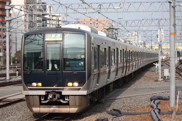JR京都線 321系D32編成