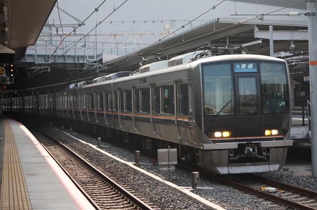 JR京都線 321系D27編成