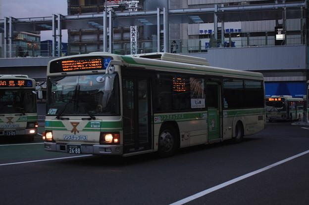 大阪市営バス 39-2688号車