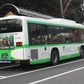 写真: 神戸市営バス 107号車 後部