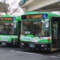 神戸市営バス 525号車・051号車
