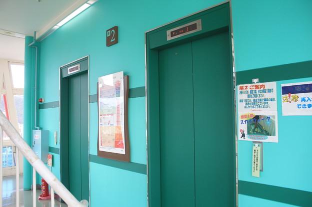 神戸ポートタワーのエレベーター IMG_123085