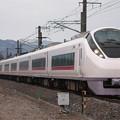 E657系K3編成 2005M 特急ひたち5号 いわき行