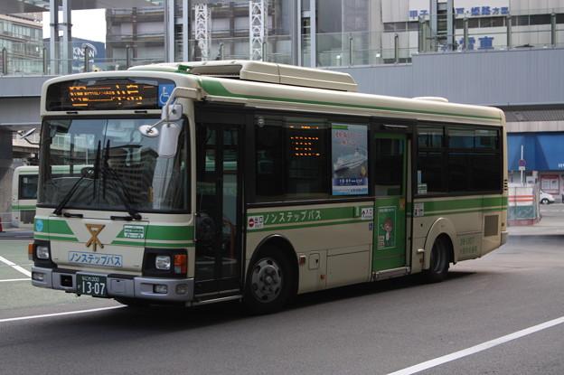 大阪市営バス 39-1307号車
