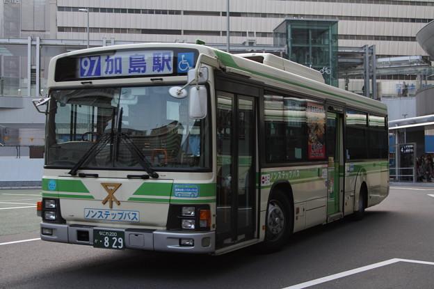 大阪市営バス 36-0829号車