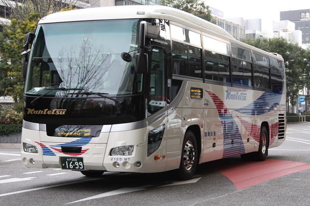 関東鉄道 2125MT