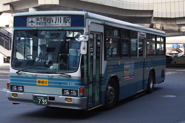 関鉄グリーンバス G028