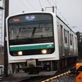 水戸線 E501系K751編成 762M 普通小山行 (2)