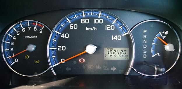 05.本州最北端到達 162420kmなり