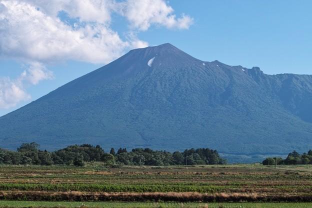 05.松尾八幡平IC付近から撮影した岩手山(SD1 Merrill)