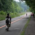 Photos: 大沼公園を自転車で