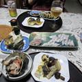 Photos: 太刀魚の刺身と焙り刺しと