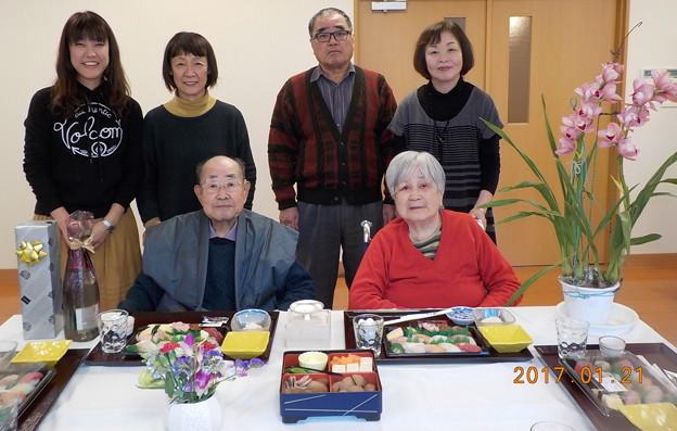 Photos: 仙台の義妹と横浜の姪も駆けつけて