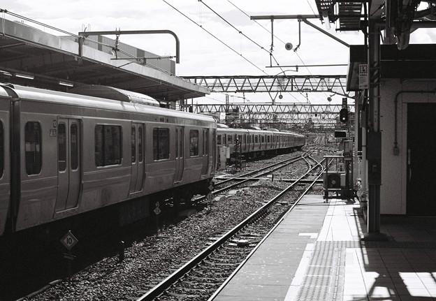 JR中央線三鷹駅