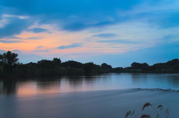 写真: 藍橋