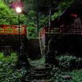 雰囲気は京都市大原三千院