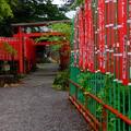 京都の稲荷を彷彿する