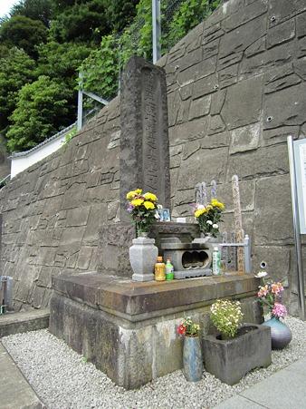 信楽寺のお龍さんの墓