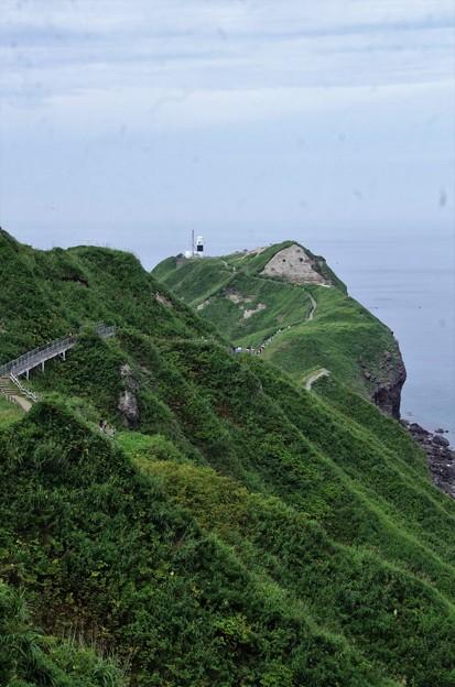 IMGP0499 神威岬灯台