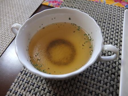 Cafeわかてぃだ スープ