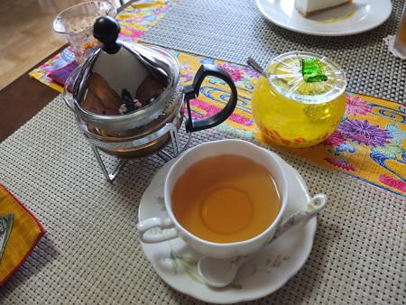 Cafeわかてぃだ 紅茶