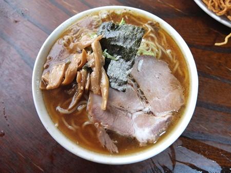 イナリ食堂 中華そば¥700