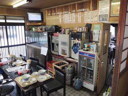 イナリ食堂 店内の様子