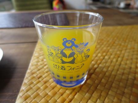 うみねこテラス オレンジジュース(ランチバイキング飲み放題)